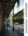 new orleans  louisiana   usa  ...   Shutterstock . vector #1144356680