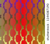 abstract colorful pattern for...   Shutterstock .eps vector #1144387190