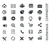 user interface   web icons