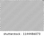 wavy  billowy  flowing lines... | Shutterstock .eps vector #1144486073