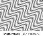 wavy  billowy  flowing lines... | Shutterstock .eps vector #1144486073