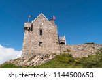 remains of a baltimore castle... | Shutterstock . vector #1144500653