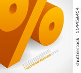creative abstract vector...   Shutterstock .eps vector #114456454