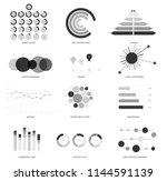 infographic elements  global...   Shutterstock .eps vector #1144591139