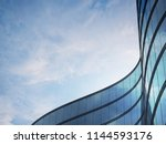 perspective of high rise... | Shutterstock . vector #1144593176