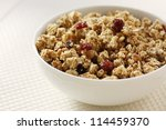 granola | Shutterstock . vector #114459370