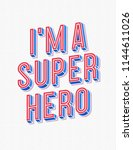 vector motivation poster with... | Shutterstock .eps vector #1144611026