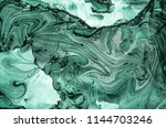 suminagashi   the ancient art... | Shutterstock . vector #1144703246