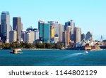 sydney  au   may 20  2018 ... | Shutterstock . vector #1144802129