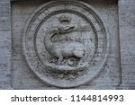 italy  rome  18 may 2018 ... | Shutterstock . vector #1144814993