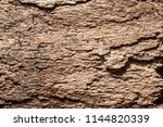 antique brown obsolete wooden... | Shutterstock . vector #1144820339