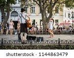odessa  ukraine   august 14 ...   Shutterstock . vector #1144863479