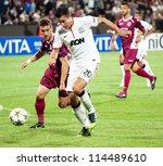 Постер, плакат: van Persie in UEFA