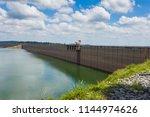 khun dan prakan chon dam at...   Shutterstock . vector #1144974626