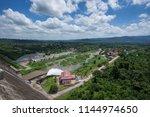 khun dan prakan chon dam at...   Shutterstock . vector #1144974650