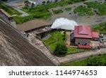 khun dan prakan chon dam at...   Shutterstock . vector #1144974653