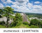 khun dan prakan chon dam at...   Shutterstock . vector #1144974656