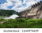 khun dan prakan chon dam at... | Shutterstock . vector #1144974659