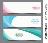 abstract corporate business...   Shutterstock .eps vector #1144979843