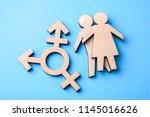 Symbol of transgender and...