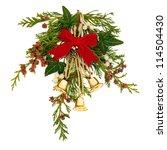 Christmas Decorative Spray Of...