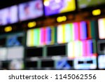 blur of switcher buttons in... | Shutterstock . vector #1145062556