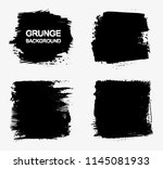 grunge backgrounds.vector... | Shutterstock .eps vector #1145081933