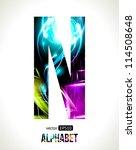 vector design light effect... | Shutterstock .eps vector #114508648