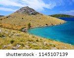 kornati islands national park.... | Shutterstock . vector #1145107139