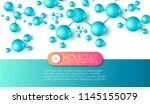 science and medicine abstract... | Shutterstock .eps vector #1145155079