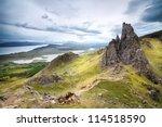 The Storr  Isle Of Skye