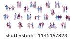 vector illustration of... | Shutterstock .eps vector #1145197823
