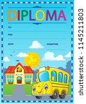 diploma design image   eps10...   Shutterstock .eps vector #1145211803