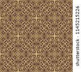 classic seamless vector pattern....   Shutterstock .eps vector #1145215226
