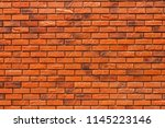 brick wall background.   Shutterstock . vector #1145223146