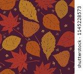 for textile  wallpaper ... | Shutterstock .eps vector #1145228573
