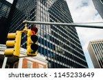equipment for controlling... | Shutterstock . vector #1145233649