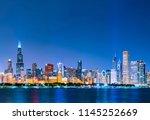 chicago illinois usa.08 12 17 ...   Shutterstock . vector #1145252669