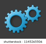 set service icons image of... | Shutterstock .eps vector #1145265506