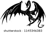 Dragon Lands Tattoo