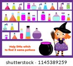 find the the same pictures... | Shutterstock .eps vector #1145389259