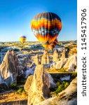 cappadocia  turkey   july 05 ... | Shutterstock . vector #1145417906