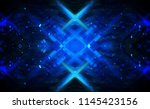 abstract background of graphic... | Shutterstock . vector #1145423156