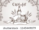 a set of vector elements on the ...   Shutterstock .eps vector #1145449079