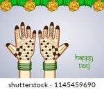 illustration of background for... | Shutterstock .eps vector #1145459690