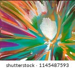 the color mix | Shutterstock . vector #1145487593