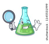 detective science beaker...   Shutterstock .eps vector #1145531999