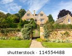 Ancient Cotswold Stone House...