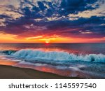 Sunrise From The Bethany Beach...