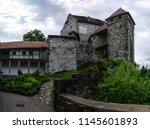 balzers  liechtenstein  ...   Shutterstock . vector #1145601893